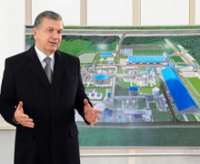 Objectives for comprehensive development of Syrdarya region are defined