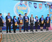 "Kanlikul hosts campaign on ""Together we will build a new Uzbekistan!"""
