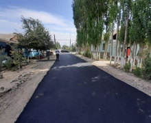 UzLiDeP activists spent the funds accumulated for the Hajj on paving the road
