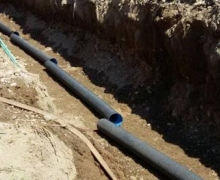 A water supply system was laid in 100 houses at the initiative of deputy in Kumkurgan