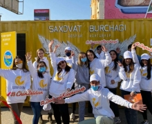 "Tashkent City Council of UzLiDeP implements ""Corner of Kindness"" project"