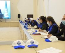 "Samarkand sums up the activities of UzLiDeP ""Youth Wing"""