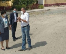 UzLiDeP deputy helped to restore the roof of multi-storey buildings