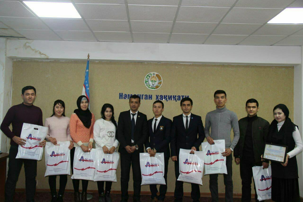 Deputies support young talents